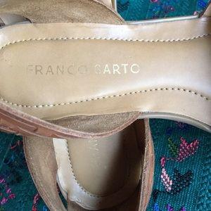 Franco Sarto Shoes - Franco Sarto leather sandals